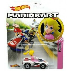 HOT WHEELS MARIO KART - PEACH P-WING