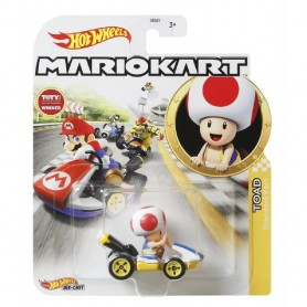 HOT WHEELS MARIO KART - TOAD P-WING