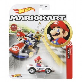HOT WHEELS MARIO KART - MARIO P-WING