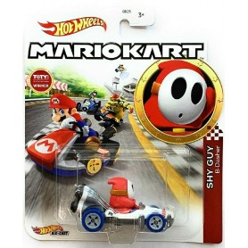 HOT WHEELS MARIO KART - SHY GUY P-WING