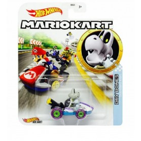 HOT WHEELS MARIO KART - DRY BONES
