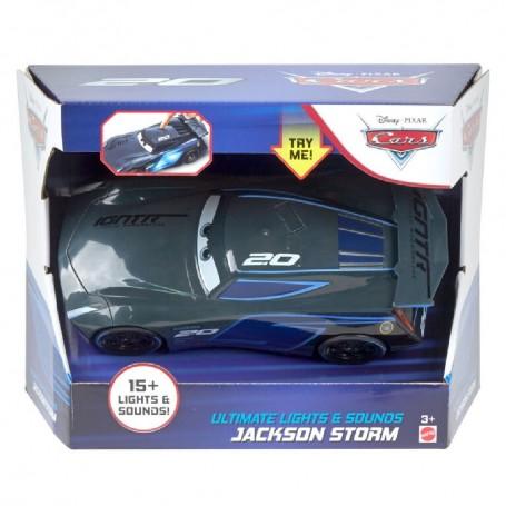 JACKSON STORM CARS LUZ Y SONIDO