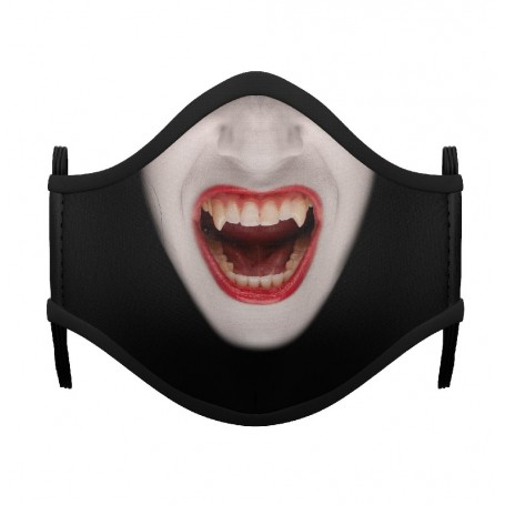 MASCARILLA VAMPIRE GIRL ADULTO