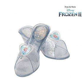 FROZEN 2 -  ZAPATOS JELLY CON PURPURINA