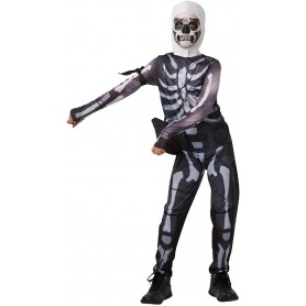 FORTNITE - DISFRAZ SKULL TROOPER SMALL TWEEN 140CM