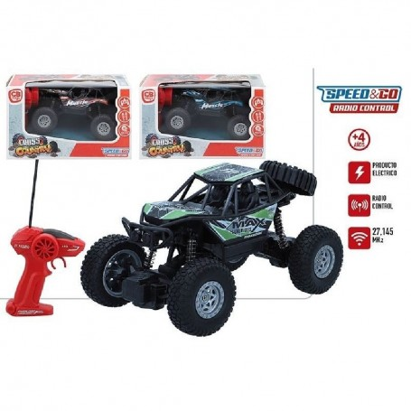 COCHE RC OFF ROAD - SPEED & GO 3/S