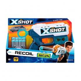 X-SHOT EXCEL - PISTOLA KICKBACK +8A