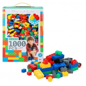 CAJA BLOCS 1.000 PZAS +6A - COLOR BLOCK