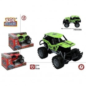 COCHE FRICCION MONSTER TRUCK - 2/S