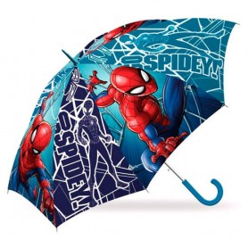 PARAGUAS MANUAL SPIDERMAN MARVEL 41CM