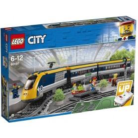 TREN DE PASAJEROS LEGO CITY TRAINS 60197