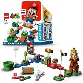 PACK INICIAL: AVENTURAS CON MARIO - LEGO 71360