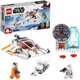SPEEDER DE NIEVE - LEGO STAR WARS 75268