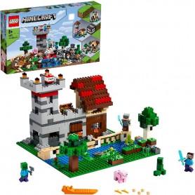 MINECRAFT CAJA MODULAR 3.0 LEGO 21161