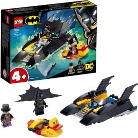 ¡CAZA DEL PINGÜINO EN LA BATLANCHA! LEGO 76158
