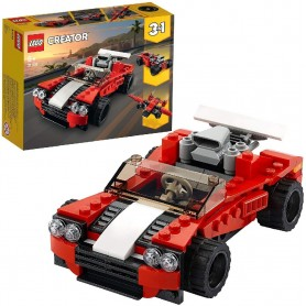 DEPORTIVO LEGO 31100