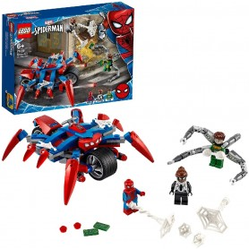 SPIDER-MAN VS. DOC OCK LEGO 76148