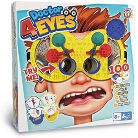 JUEGO DOCTOR 4 EYES PLAY FUN