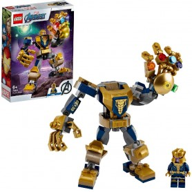 ARMADURA ROBÓTICA DE THANOS LEGO 76141