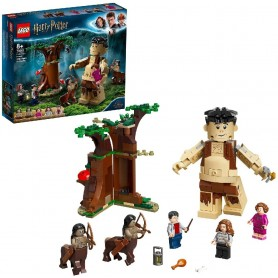 BOSQUE PROHIBIDO: EL ENGAÑO DE UMBRIDGE LEGO HARRY POTTER 75967