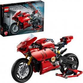 LEGO TECHNIC - DUCATI PANIGALE V4 R - LEGO 42107