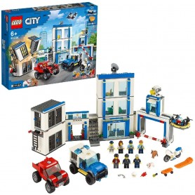 COMISARIA DE POLICIA LEGO CITY 60246