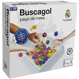 JUEGO REAL MADRID BUSCAGOL