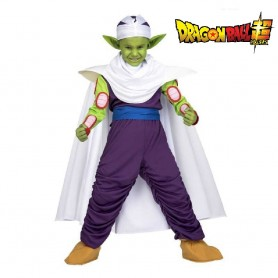 DRAGON BALL - DISFRAZ PICCOLO 5-6 AÑOS