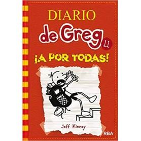 A POR TODAS.DIARIO GREG 11.RBA/M