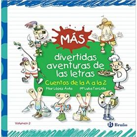 MAS DIVERTIDAS AVENTURAS LETRAS.