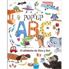 POP-UP ABC. EL ALFABETO DE ALEX