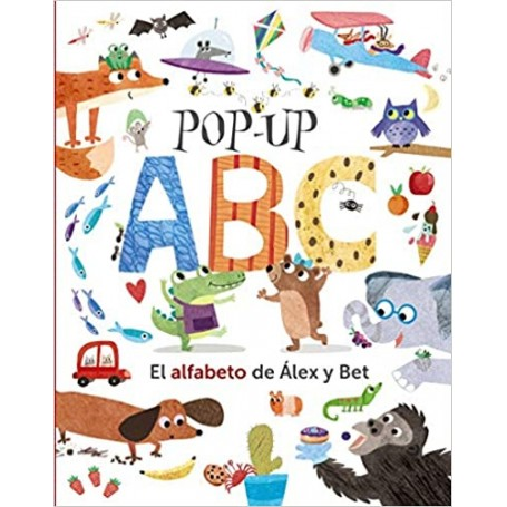POP-UP ABC. EL ALFABETO DE ALEX