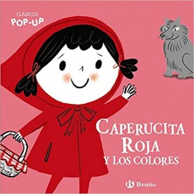 CLASICOS POP-UP. CAPERUCITA ROJA