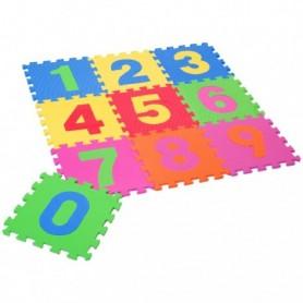 PUZZLE EVA NUMEROS 7PCS 30X30X9