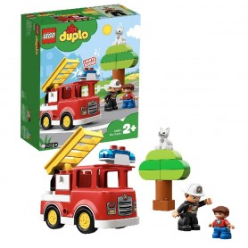CAMIÓN DE BOMBEROS LEGO DUPLO 10901