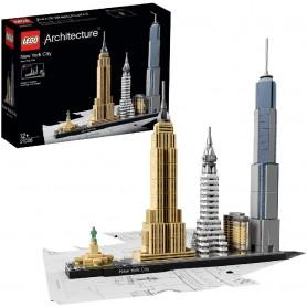 CIUDAD DE NUEVA YORK LEGO 21028 ARCHITECTURE