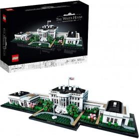 LA CASA BLANCA LEGO 21054 ARCHITECTURE