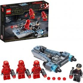 PACK DE COMBATE: SOLDADOS SITH LEGO 75266