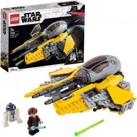 INTERCEPTOR JEDI DE ANAKIN LEGO STAR WARS 75281