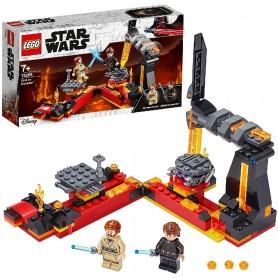 DUELO EN MUSTAFAR LEGO STAR WARS 75269