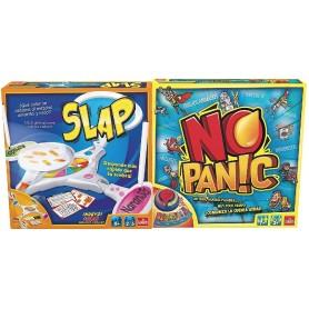 JUEGOS - PACK SLAP + NO PANIC