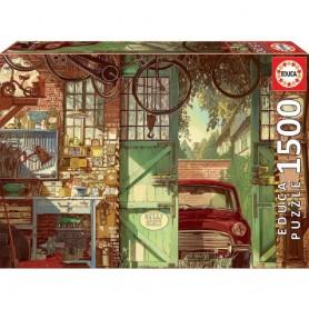 PUZZLE 1500 PIEZAS OLD GARAGE, ARLY JONES