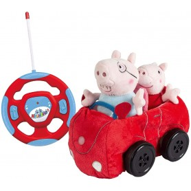 MI PRIMER RC CAR PEPPA PIG