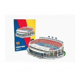 PUZZLE 3D MINI ESTADIO NOU CAMP