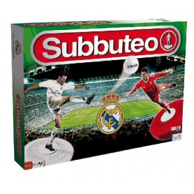 SUBBUTEO PLAYSET REAL MADRID