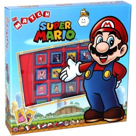 JUEGO SUPER MARIO BROS TOP TRUMPS MATCH
