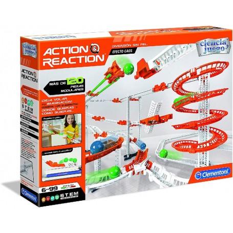 JUEGO ACTION & REACTION - EFECTO CAOS