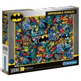 PUZZLE 1000 PZS IMPOSSIBLE - BATMAN