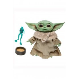 STAR WARS BABY YODA PELUCHE ANIMATRÓNICO - THE CHILD