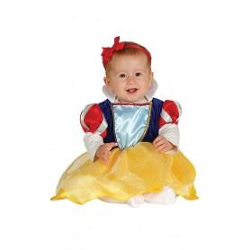 DISFRAZ PRINCESITA BABY 12-24 MESES 1-2 AÑOS